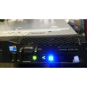 Servidor Ibm X3550 M3 Semi Novo 2 Proc Six-core 16gb Ram