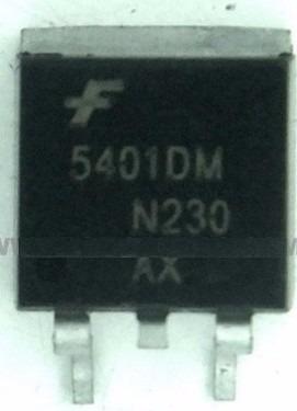 Transistores Driver  5401dm Inyeccion Ford Focus Y Otros