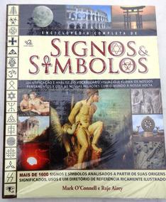Enciclopédia Completa De Signos E Símbolos - Novo - Lacrado