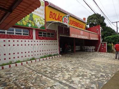 Supermercado Na Ilha De Vera Cruz - Ref: 538775