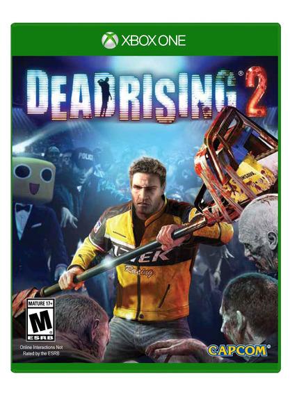 Dead Rising 2 (mídia Física) - Xbox One (novo)