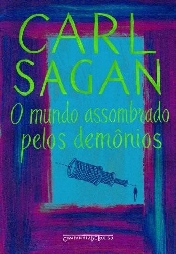O Mundo Assombrado Pelos Demônios Carl Sagan - Frete 8 Reais