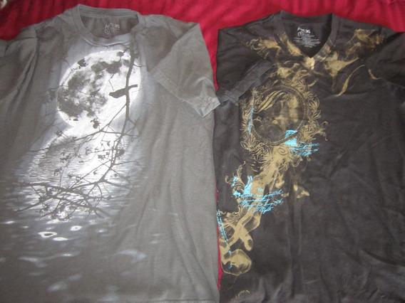 2 Camisetas Apt9 Talla Chica En 100.00 Cada Una