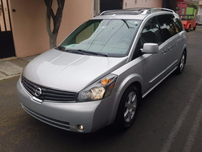 Preciosa E Impecable Nissan Quest Full Equipo