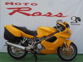 Ducati St4s Sportturing Abs Única En México Equipo Original