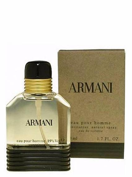 Perfume Inspirado Armani 50ml Masculino - Excelente Fixacao