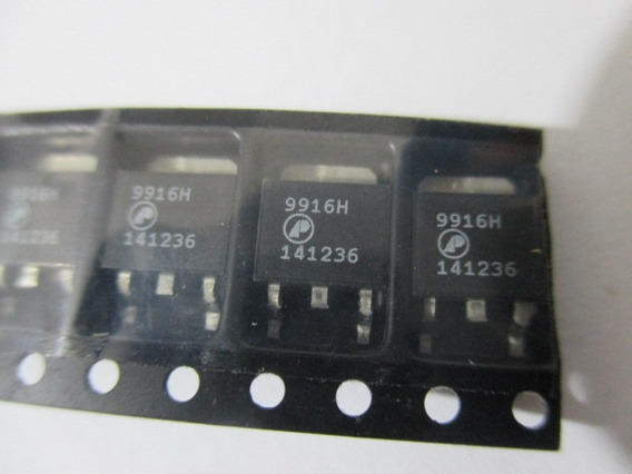 Transistor Mosfet 9916h