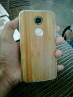 Moto X 2 Geração Branco C/bambu Novinho