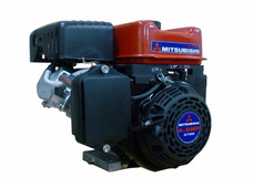 Motor A Explosion Naftero 6.0 Hp Mitsubishi Gt-600 P/maquina