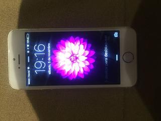 iPhone 5s 16gb Usado 7 Meses+capa Do iPhone 5s