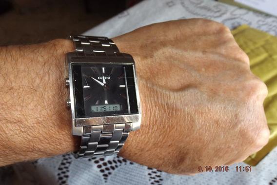 Relógio Casio - Quartz - Impecável - Mod - Mtf - 110 - Men