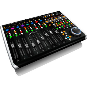Controladora De Dj Bivolt X-touch Behringer + Nf + Garantia