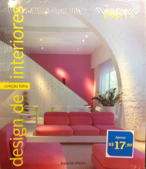 Coleção Folha Design De Interiores. Ed.5,8,15,16