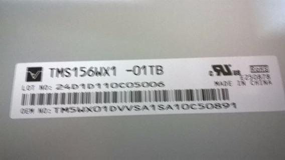 Display Lcd 15,6 Tms156wx1-01tb Novo