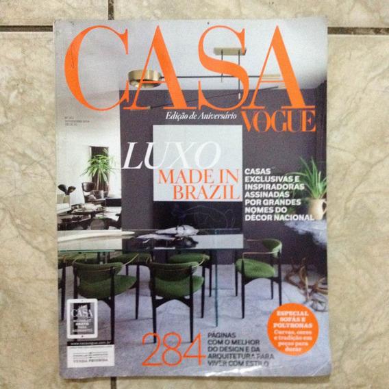 Revista Casa Vogue 351 11.2014 Luxo Made In Brazil Casas C2