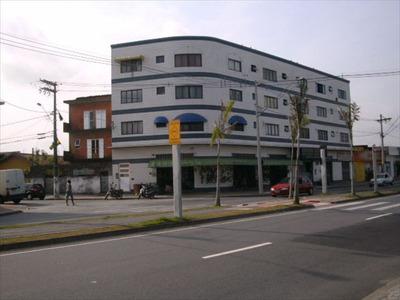 Ref.: 3318 - Apartamento Em Praia Grande, No Bairro Mirim