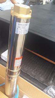 Bomba Pozo Profundo Sumergible1 Hp, Europower. , Desc. 2 .