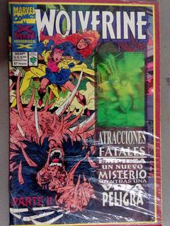 Wolverine Atracciones Fatales Tomo 2