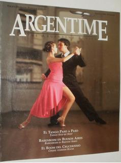 Revista Argentime - Baremboim En Buenos Aires - Nro 47