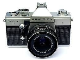 Camera Praktica Mtl3 35mm - Bonita