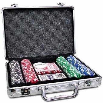Juego De Poker Completo