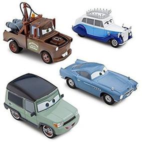 Cars Mater Miles Finn Y Queen