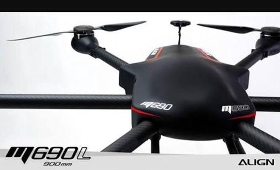 Drone Align M690l - Lacrado Caixa Original (sem Câmera)