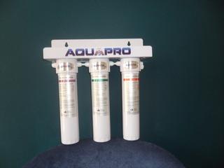 Filtro Purificador De Água 03 Estágios - Ultrafiltração