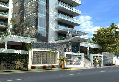 Torre De Lujo, 3habs. 3 Parqueos, Estar, Piscina, Gym