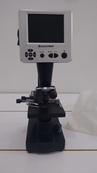 Microscópio Digital Celestron