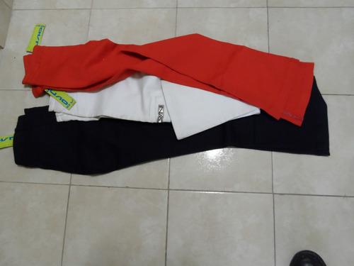 Pantalon Oxford Elastizado