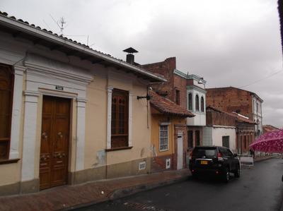 Casa En Venta - En La Candelaria-centro