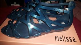 Melissa Violatta Azul Marinho 37