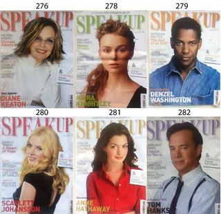Aprenda Ingles Con Revistas Y Cd Speak Up Originales Usadas
