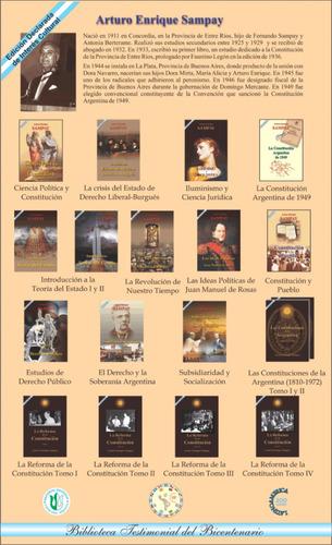 Enrique Sampay - Obras Selectas- Hernandarias - Ed. Docencia