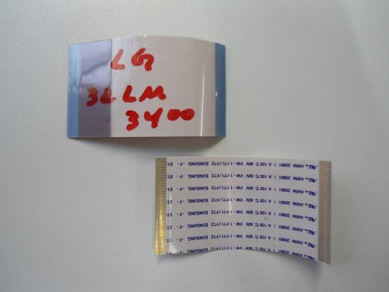 Flat T-con X Display Lg 32lm3400