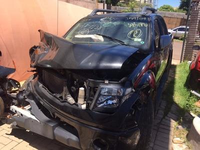 Peças Para Nissan Frontier 2.5 190cv 2013 Sucata Rafihi Impo