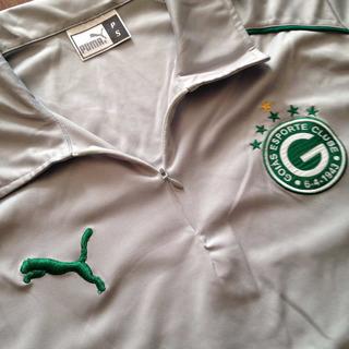 Camisa Goiás Puma Comissão Técnica Gola Polo Original Antiga