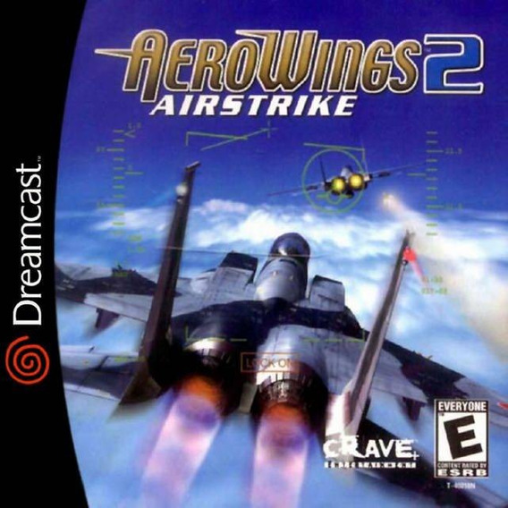 Aerowings 2 Airstrike Patch - Dreamcast E Pc