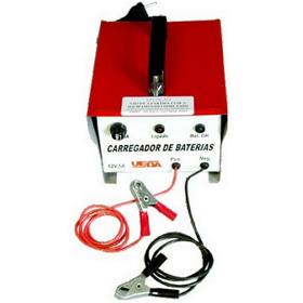 Carregador De Bateria 220v 5a