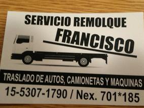 Sercicio De Remolques Y Traslado De Autos Y Maqinarias