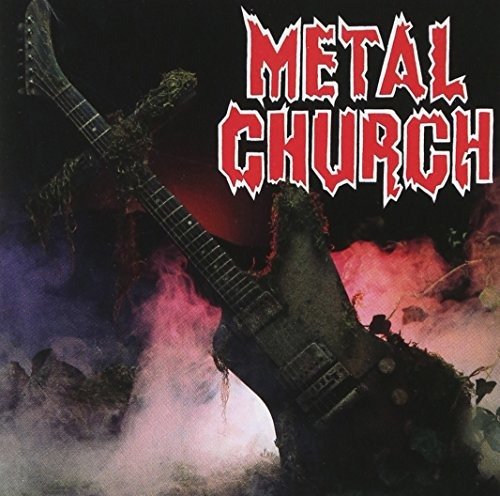 Cd : Metal Church - Metal Church (cd)