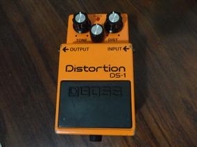 Pedal Distortion Boss Ds-1