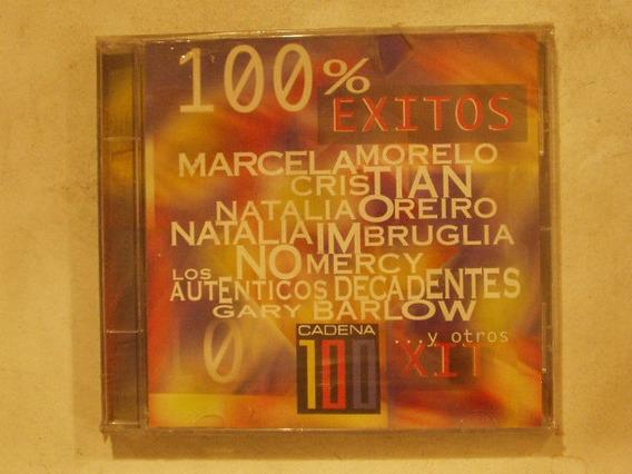 Cd 100 Exitos Cadena 100 Varios Año 1998 Natalia Oreiro