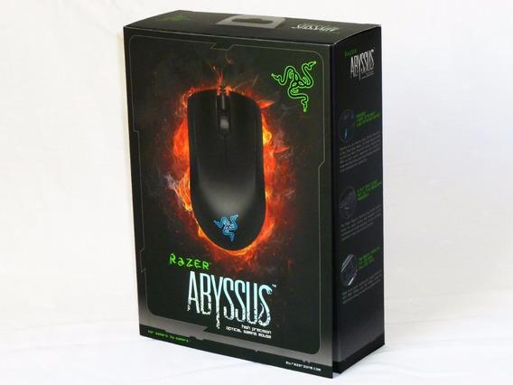 Mouse Razer Abyssus Novo Envio Imediato