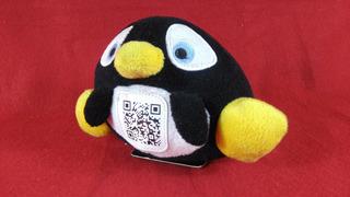 Pingüino 10cm Peluche Marca Wicked Cool Toys Checar Fotos