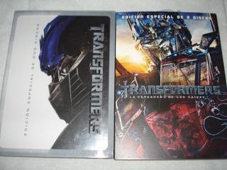 Transformers Y Transformers 2 La Venganza De Los Caídos