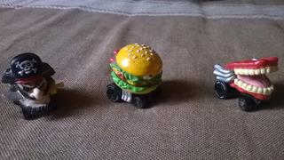Coleccion Juguete Mini Carros Mad Wheelz Todo El Lote