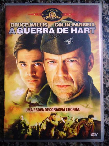 Dvd A Guerra De Hart