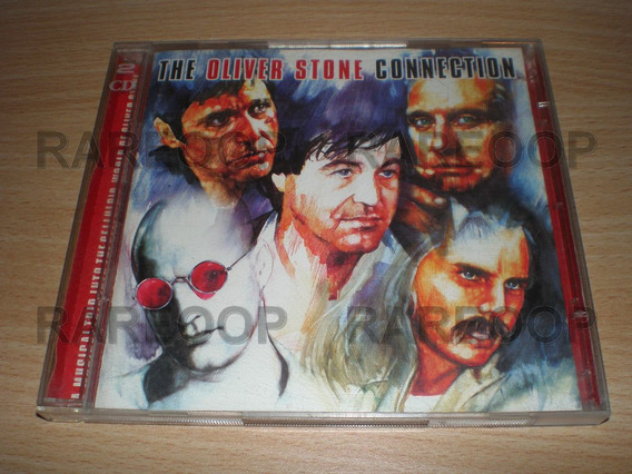 Oliver Stone Connection (2cds) The Doors Stewart Copeland E1